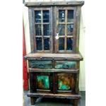 Old Door Hutch