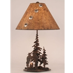 Campire Table Lamp