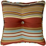 Striped Accent Pillow-0604