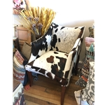 WS- 611 COWHIDE CHAIR-COWHIDE CHAIR