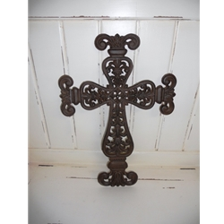 Decorative Metal Cross