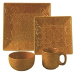 Mustard Savannah Dish Set