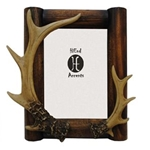 "5""x7"" Antler Picture Frame"