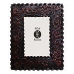 "4""x6"" Tooled Picture Frame"